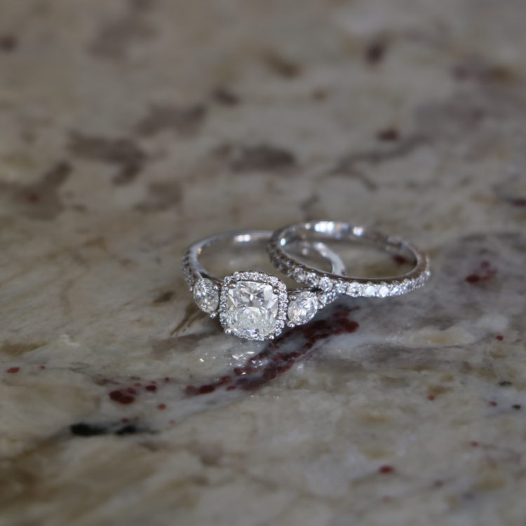 New Engagement Ring After 6 Years of Marriage